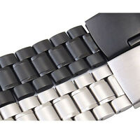 Stainless Steel Strap Watch band for Cookoo2 Smart Moto 360 2nd Gen 46MM US SHIP
