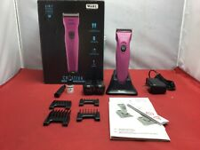Wahl Professional 5in1 Animal Creativa Cordless Clipper Berry- Used