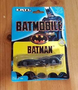Batman Batmobile ERTL 1989 Open package