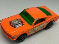 Matchbox Lesney Superfast No 8 Ford Wildcat Dragster Car
