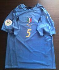 Maglia jersey Italia campione del mondo 2006 #Totti#delpiero#buffon#pirlo