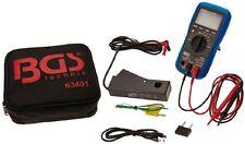 Multimetro Digitale per Automotive con USB BGS Officina