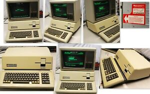 Museum Item  Original Apple III  Works Includes Apple 3 Monitor  Ships Worldwide