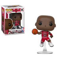 "Funko Pop Michael Jordan Chicago Bulls NBA 4"" Vinyl Figure New"