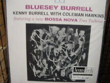 KENNY BURRELL BLUESEY COLEMAN HAWKINS 45 RPM AUDIOPHILE LIMITED NUMBERED 2LP SET