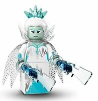 Lego Minifigures Series 16 - ICE QUEEN Minifigure - (Bagged) 71013