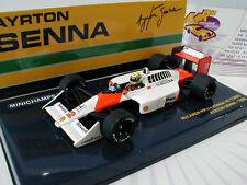 """Minichamps 540884312 # McLaren MP4/4 Honda V6 Turbo #12 F1 1988 """" A.Senna """" 1:43"""