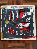 SONNY ROLLINS 'SONNY BOY' /PRESTIGE PR-7207 /RVG/ BLUE TRIDENT/Kenny Drew/Dorham