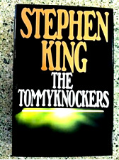 The Tommy Knockers by Stephen King It Dark Tower ** HARDCOVER ** LIKE NEW **