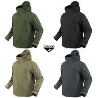 Condor 602 Tactical Summit SoftShell Patrol Jacket Cold Weather YKK