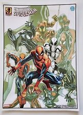 Amazing Spiderman 692 Print Signed By Stan Lee With Coa Not CGC/CBCS