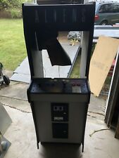 RARE 100% Original DEDICATED NINTENDO VS Arcade Cabinet w/ coin door & org CP