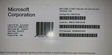 Microsoft Windows 10 Home 64 Bit Full Version  & product Key P/N KW9-00140