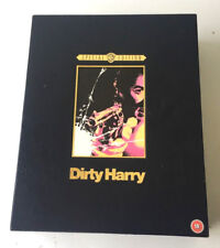 """""""DIRTY HARRY"""" (Clint Eastwood) Special Edition Deluxe DVD Box Set - NEW"""