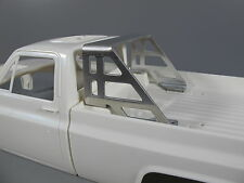 Aluminum One Piece Rear Roll Bar for Tamiya 1/10 RC Super Clodbuster Truck