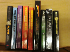 8 different science fiction fantasy books (tv and film)