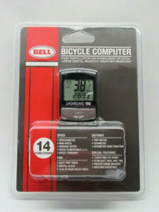 Bell Dashboard 150 Bicycle Computer 14 Functions NEW