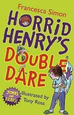 Horrid Henry's Double Dare, Francesca Simon, Book, New Paperback