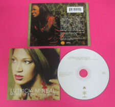 CD LUTRICIA MCNEAL My Side Of Town (The U.S. Version) 1998 no lp mc dvd (CS18)