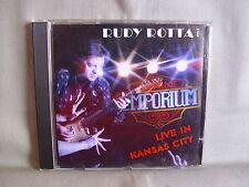Rudy Rotta Band- LIVE in Kansas City- ACOUSTIC MUSIC 1997 NEU