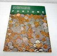 Vintage Fortune Magazine February 1969 What Business Wants From Nixon