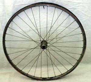 Campagnolo Nuovo Record 700c Rear Wheel Ambrosio Montreal Tubular Rim US Charity