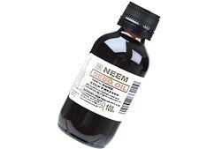 NEEMING AUSTRALIA Neem Seed Oil 100ml 100% Pure & Cold Pressed