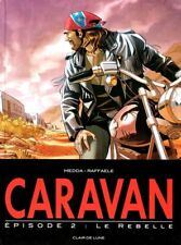 BD occasion Caravan Le rebelle