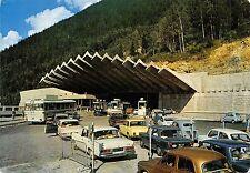BF474 tunnel du mont blanc car voiture   france