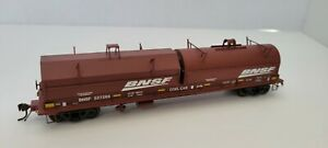 Red Caboose Ho Coil Car BNSF