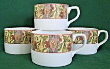 Doulton Everyday Cinnabar Cups 4 Pieces