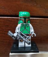 Jango Fett Minifigures - Star War Lego MOC