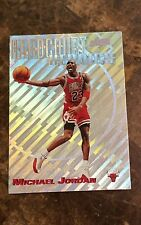 1997 Topps Hardcourt Heroics Michael Jordan