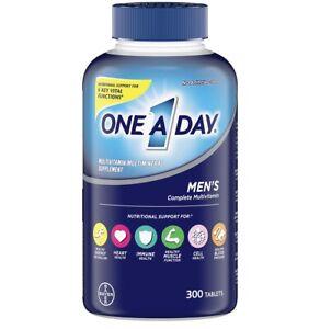 One A Day Men's Health Formula Multivitamin (300 ct.) Exp:02/2022