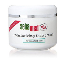 Sebamed Moisturizing Cream, Sensitive Skin, 2.6-Ounce