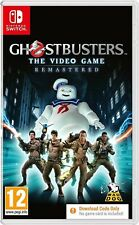 Ghostbusters Remastered Nintendo Switch - New & Sealed