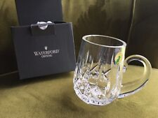 Waterford Crystal Tankard, Lismore Pattern, 14 Ounce