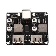 2 Channel Usb Qc3.0 Qc2.0 Dc-Dc Buck Converter Charging Step Down Module 6 H9N0