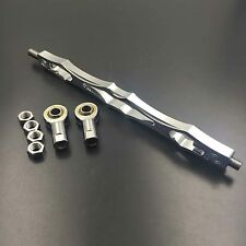 Diamond CHROME Shift Linkage For Harley Softail Dyna Glide Touring Road King FL
