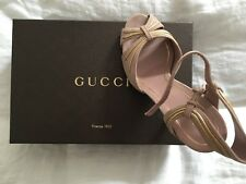 Gucci Women's Shoes (UK 6) high heal Suede
