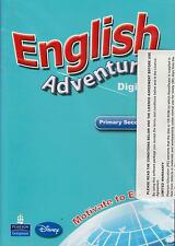 Longman ENGLISH ADVENTURE DIGITAL Level 2 Primary Second Year Software @NEW@