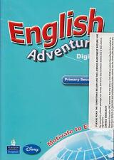 Longman ENGLISH ADVENTURE DIGITAL Level 2 Primary Second Year Software @NEW@