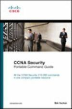 Portable Command Guide: CCNA Security by Bob Vachon (2016, Paperback)