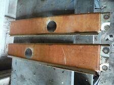 Farmall Ih 706 806 1206 Fuel Tank Skirts With Light Holes