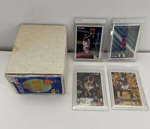 1993-94 Fleer basketball complete Series 1 set 1-240 cards Michael Jordan Shaq