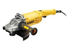 DeWalt DWE492K 240v Angle Grinder Heavy Duty 230mm 9″ 2200w W/ Hard Case New