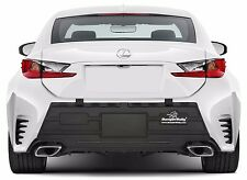Rear Bumper Protector Guard Truck Car Accessories Part Wide Large Park Protect
