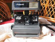 Polaroid ' ONE STEP ' 600 instant camera/ ex/cond.
