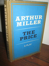 1st Edition THE PRICE Arthur Miller PLAY 2nd Printing DRAMA Fiction PULITZER