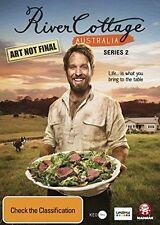 RIVER COTTAGE AUSTRALIA : SEASON 2  - DVD - UK Compatible - New & sealed